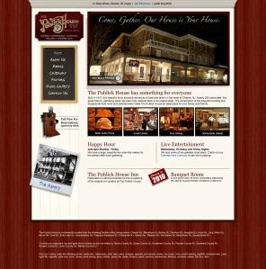 The Publick House Website